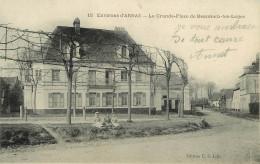Dép 62 - Environs D'Arras - Beaumetz Les Loges - La Grande Place - état - Francia