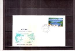 FDC Malawi - Lake (to See) - Malawi (1964-...)