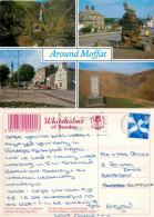 Moffat, Dumfriesshire, Scotland Postcard Posted 2000 Stamp - Dumfriesshire