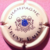 Emille Vve N°2, Saumon - Champagne