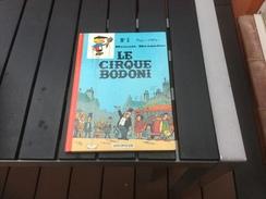 Benoit Brisefer Le Cirque Bodoni EO - Benoît Brisefer
