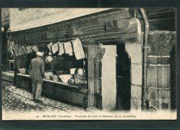 CPA - MORLAIX - Boutique De Lard Et Salaisons De La Grande Rue, Animé - Morlaix