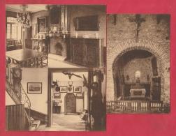 Doyon ( Flostoy ) - Le Château - 3 Cartes Postales - Havelange