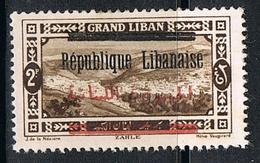 GRAND LIBAN N°102 N** - Neufs