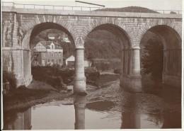 WEGNEZ - Le Pont De Wegnez (Pepinster) Photo 18 X 13 - Pepinster