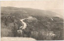 Course Automobile Coupe Gordon Bennett 1905 Circuit Michelin La Montee Avant Le Grand Tournant - Motorsport