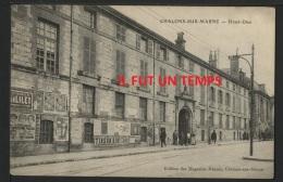 51 CHALONS SUR MARNE - Hôtel Dieu - Châlons-sur-Marne