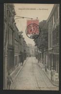 51 CHALONS SUR MARNE - Rue D'Orfeuil - 1906 - Châlons-sur-Marne
