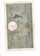 20 Belgas = 100 Frs   25  8 41 - 100 Francs & 100 Francs-20 Belgas