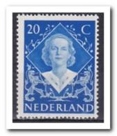 Nederland 1948, Postfris MNH, 507 PM6 - Plaatfouten En Curiosa