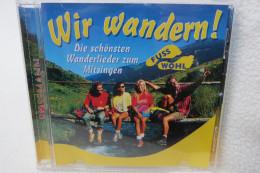 """CD """"Wir Andern!"""" Die Schönsten Wanderlieder Zum Mitsingen - Sonstige - Deutsche Musik"""