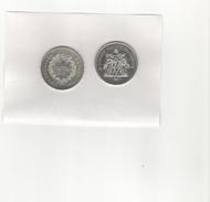 Pièce Argent 50 Francs 1977 - M. 50 Francs