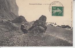 VARENGEVILLE PLAGE - Les Grosses Roches - Varengeville Sur Mer