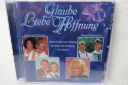 """CD """"Glaube, Liebe, Hoffnung"""" Volksmusik - Música & Instrumentos"""