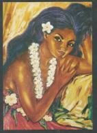 Polynésie Entier N° 1-cp   XX  : Tableau De M. G. Bovy, L´entier  Sans Charnière, TB - Timbres-taxe