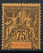 MARTINIQUE N°42 NSG - Martinique (1886-1947)