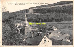 CPA  BURG REULAND BELLE ECHAPPEE VUE D'UNE TOUR D'ANGLE - Burg-Reuland