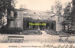CPA  FLOBECQ CHATEAU DE LA HOUPPE - Flobecq - Vloesberg