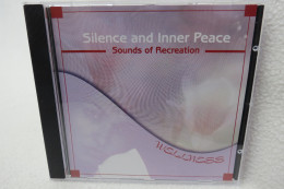 """CD """"Silence And Inner Peace"""" Sounds Of Recreation - Musik & Instrumente"""
