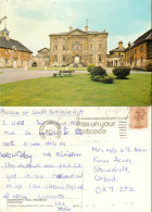 Cusworth Hall Museum, Doncaster, Yorkshire, England Postcard Posted 1987 Stamp - Other