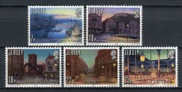 Jersey 1981. Yvert 251-55 ** MNH. - Jersey