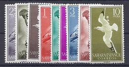 ESPAÑA/SAHARA 1959 - Edifil #160/68 - ** MNH - Sahara Español
