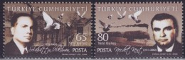 LR26. Turkey, 2008, Precedent For Humanity, MNH (**) - 1921-... Republic