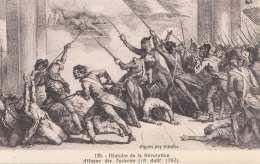 HISTOIRE DE LA REVOLUTION, Attaque Des Tuileries (10 Aout 1792) - Ereignisse