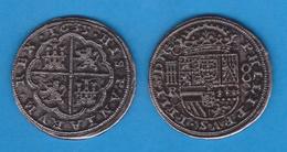 FELIPE  IV  (1.621-1.665) 8 Reales 1.635  Plata  SEGOVIA  SC/UNC  Réplica   DL-11.876 - Prove & Monete Ribattute