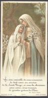 1 Juin 1933  Image Religieuse . Souvenir De La 1ére Communion  . Eglise Saint Sernin  à Brive - Santini