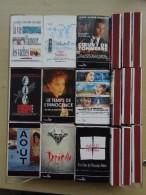 OBJET DU FUMEUR BOX BOITE CONTENANT 36 BOITES ALLUMETTES NEUVES THEME CINEMA FILMS - Boites D'allumettes