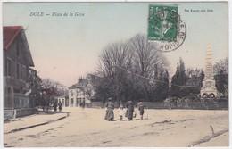 Dôle - Place De La Gare - Dole