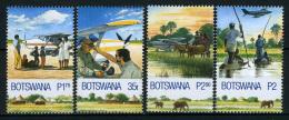2000 - BOTSWANA - Catg. Mi. 706/709 - NH - (G-EA-361366.14) - Botswana (1966-...)