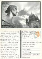 Berliner Dom, Berlin, Germany Postcard Posted 2001 Stamp - Mitte