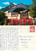 Passionsspieldorf, Oberammergau, Germany Postcard Posted 1980 Stamp - Oberammergau