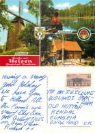 Uelsen, Germany Postcard Posted 1990 Stamp - Uelsen