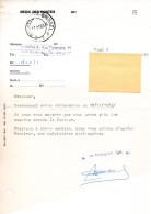 Formulaire 421 - Réponse à Une Réclamation - Documenti Della Posta