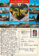 Berlin, Germany Postcard Posted 1991 Stamp - Mitte
