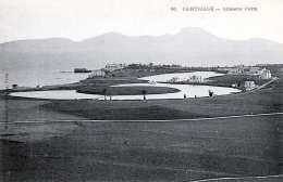 CARTHAGE - Ancience Ports - Tunisia