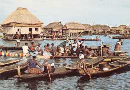 CITÈ LACUSTRE DE GANVIÈ (Dahomey) - Dahomey