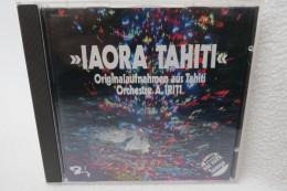 """CD """"IAORA TAHITI"""" Originalaufnahmen Aus Tahiti - Musik & Instrumente"""