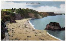 NORTH BEACH, TENBY 1956 - Autres