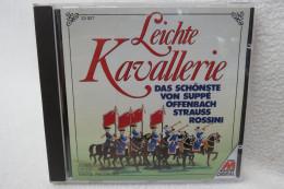 """CD """"Leichte Kavallerie"""" Das Schönste Von Suppé, Offenbach, Strauss, Rossini - Klassik"""