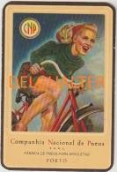 Calendar - 1953 - Companhia Nacional De Pneus S.A.R.L. - Porto - Calendriers