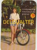 Calendar - 1965 - Companhia Nacional De Pneus S.A.R.L. - Porto - Petit Format : 1961-70