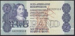 South Africa 2 Rand 1990-94 P118e UNC - Afrique Du Sud