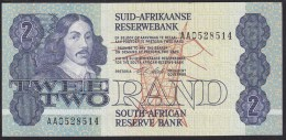 South Africa 2 Rand 1990-94 P118e UNC - Suráfrica