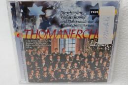 """CD """"Thomanerchor"""" Die Schönsten Weihnachtslieder Und Höhepunkte Aus Dem Weihnachtsoratorium - Christmas Carols"""