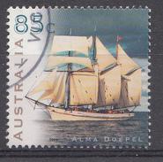 Australie 1999  Mi.nr: 1795 Segelschiffe   OBLITERE / USED / GEBRUIKT