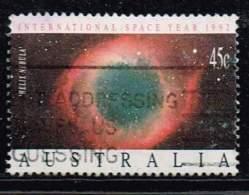 Australien 1992, Michel# 1297 O Space Year - Helix Nebula